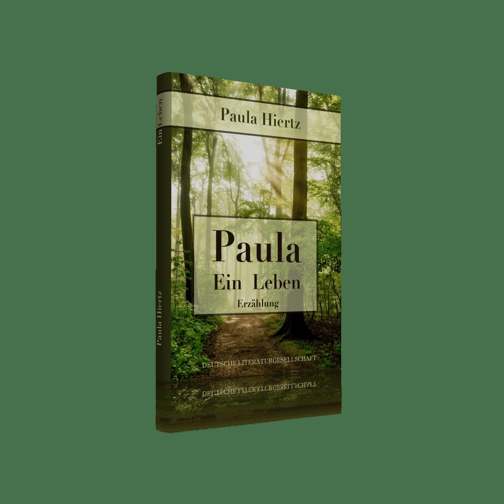 Deutsche Literaturgesellschaft Paula Hiertz